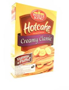 White King Hotcake Waffle Mix | Buy Online at the Asian Cookshop